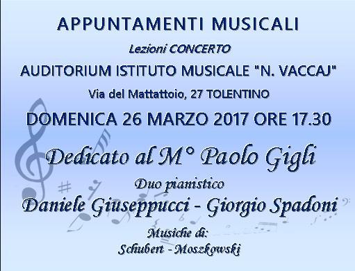 Biglietto invito Giuseppucci Spadoni